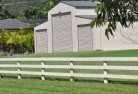 Abercrombie Back yard fencing 14