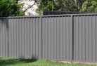 Abercrombie Colorbond fencing 3