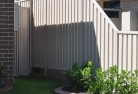 Abercrombie Colorbond fencing 8