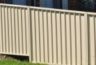 Abercrombie Corrugated fencing 6