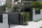 Abercrombie Front yard fencing 10