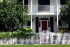 Abercrombie Front yard fencing 25