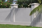 Abercrombie Front yard fencing 29