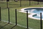 Abercrombie Glass fencing 10