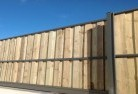 Abercrombie Lap and cap timber fencing 1