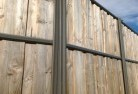 Abercrombie Lap and cap timber fencing 2