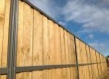 Kwikfynd Lap and Cap Timber Fencing abercrombie