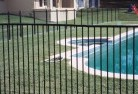 Abercrombie Pool fencing 2