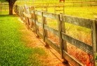 Abercrombie Rail fencing 5