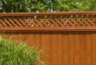 Abercrombie Timber fencing 14